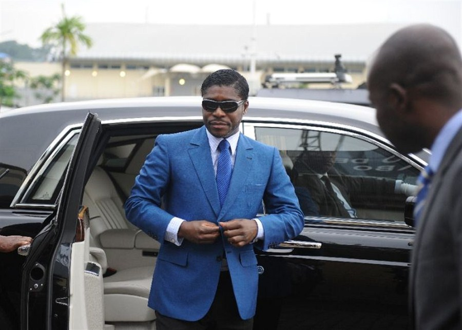 Equatorial Guinea leader's son on trial