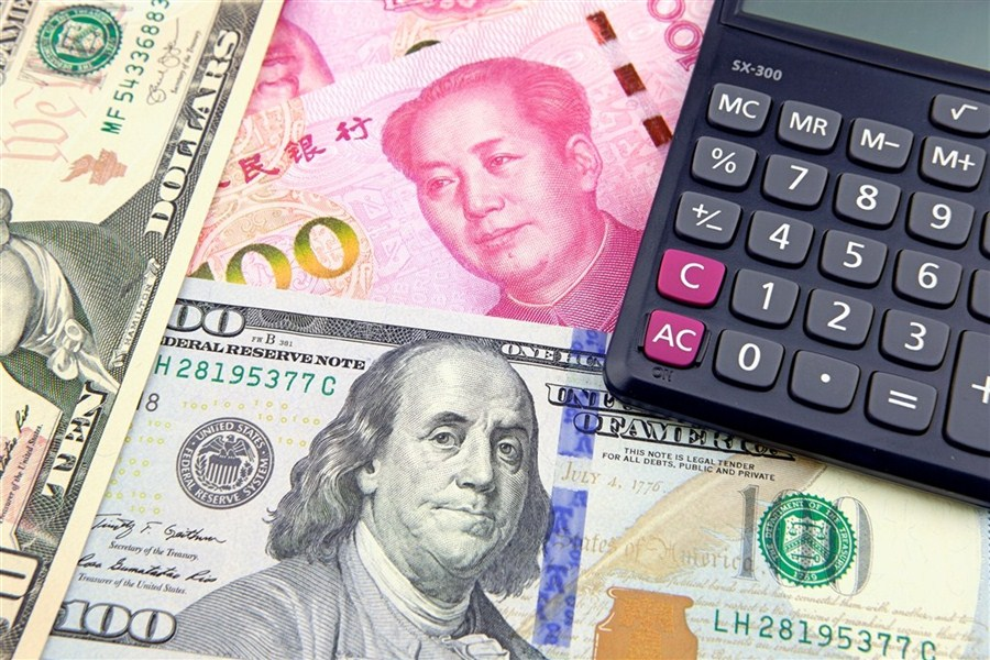 Offshore yuan set for biggest weekly increase