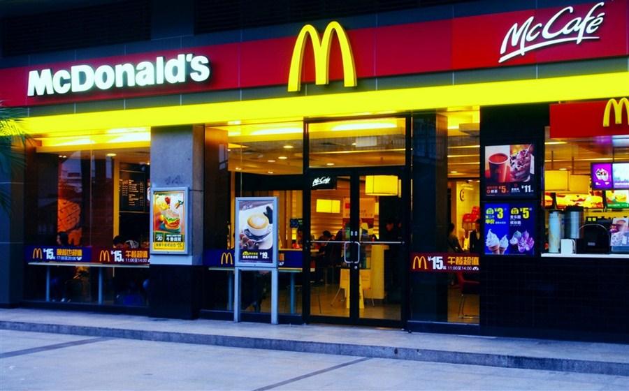 Big share shake-up for McDonald's in the Chinese mainland and Hong Kong
