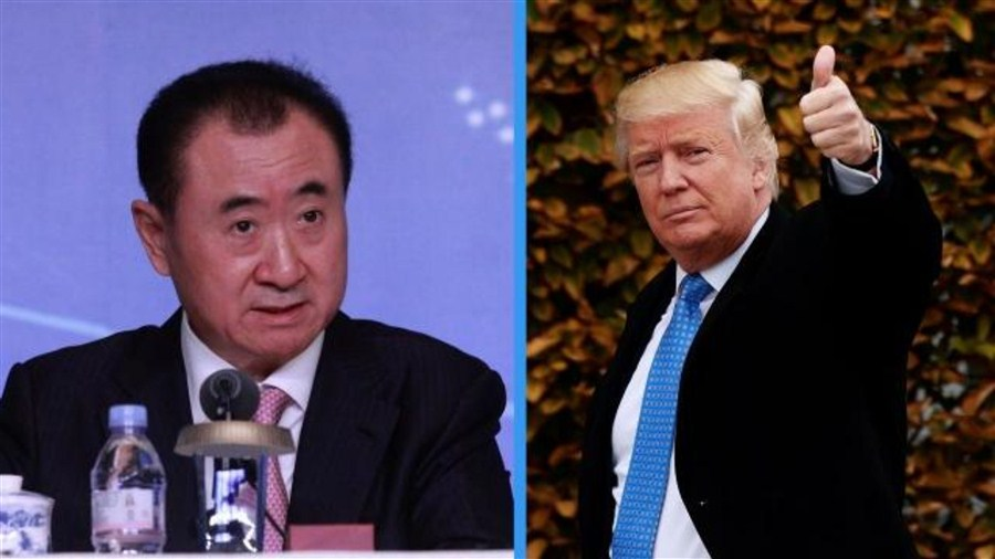 China's richest man has a warning for Trump