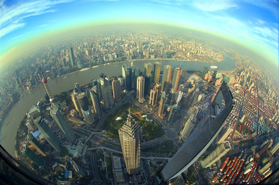 6.8%! Shanghai's economic growth in 2016 exceeds national level for the 1st time since 2008