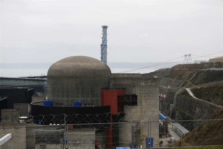 5 injured in 'technical incident' at French nuclear power plant