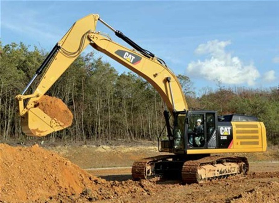 Sales of excavators surge 54%
