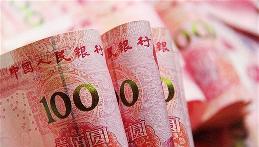 China central bank resumes cash injection to money market
