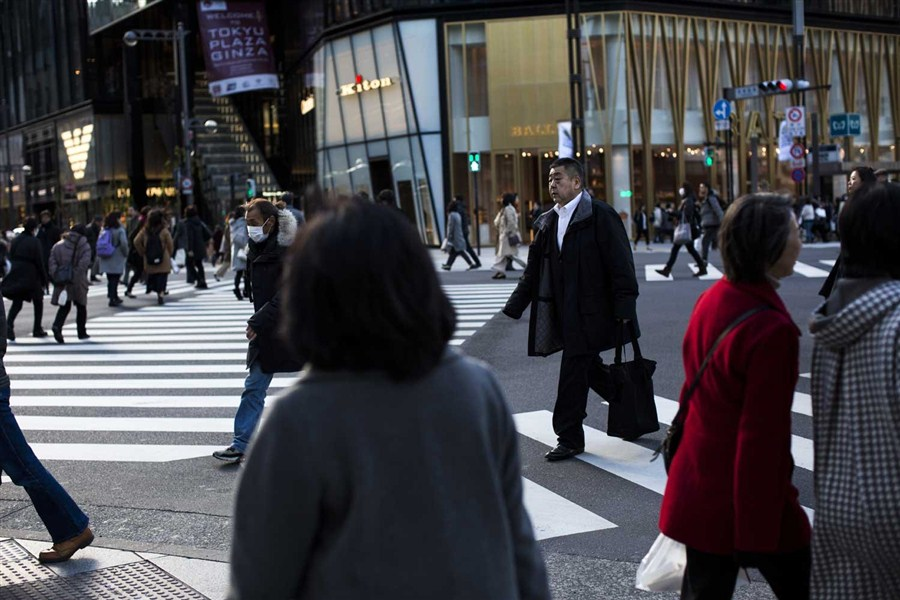 Japan's GDP expands 1% in 2016
