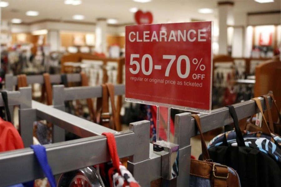 US sees rapid rise in consumer prices