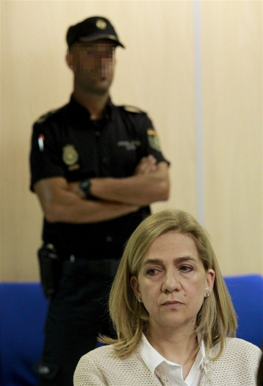 Spanish princess cleared of tax dodging charges