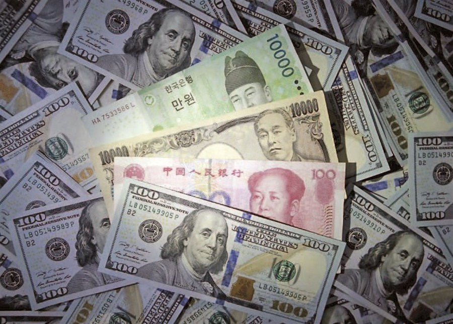 PBOC sells least forex in 5 months