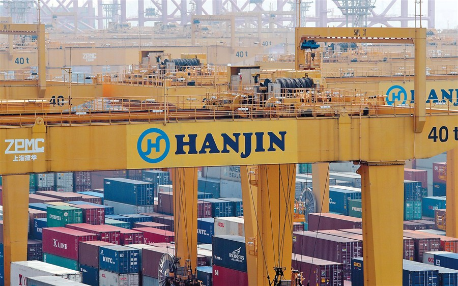 S. Korea court declares Hanjin Shipping bankrupt
