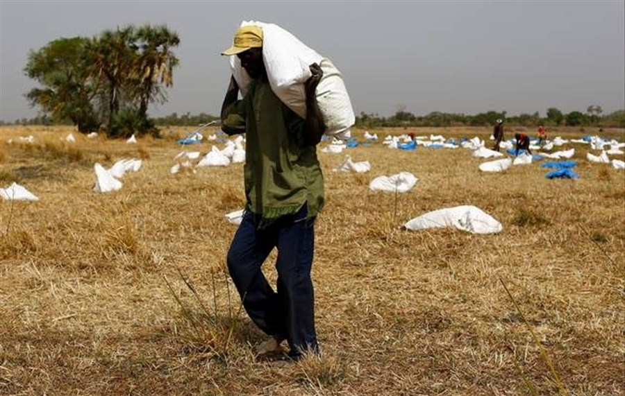 South Sudan suffering 'man-made famine'