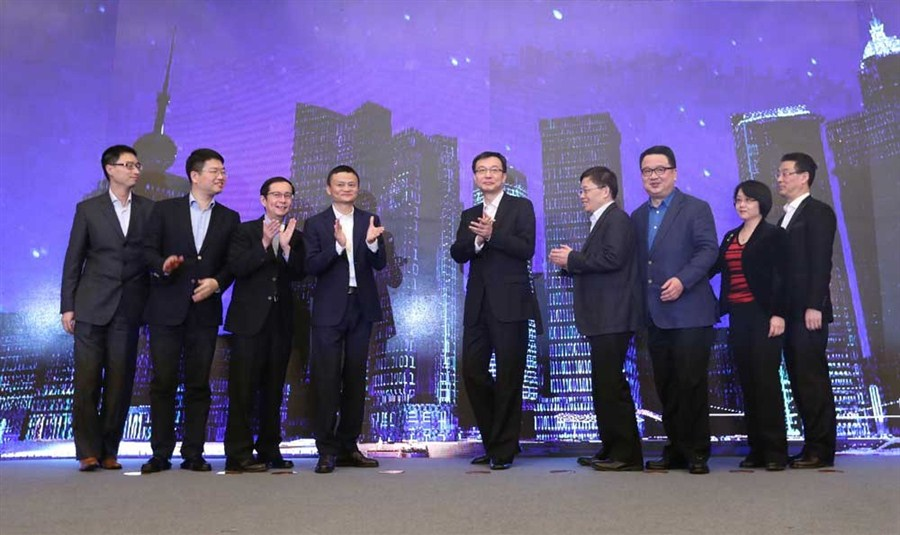 Alibaba and Bailian tie up to develop new retail formats