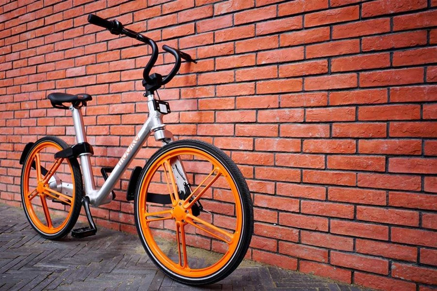 Mobike rides to new financing