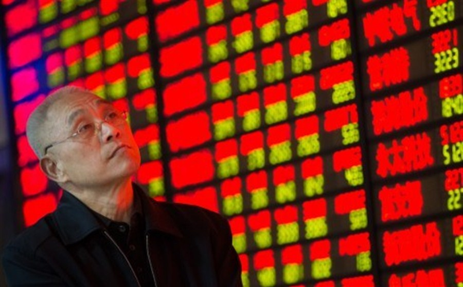 Profits of China brokerages shrink in 2016