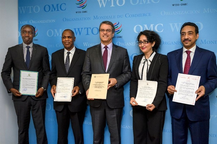 WTO ratifies 1st multilateral deal