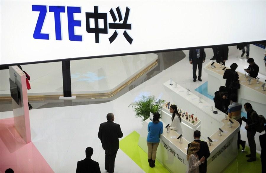 ZTE unveils world's 1st 5G smartphone