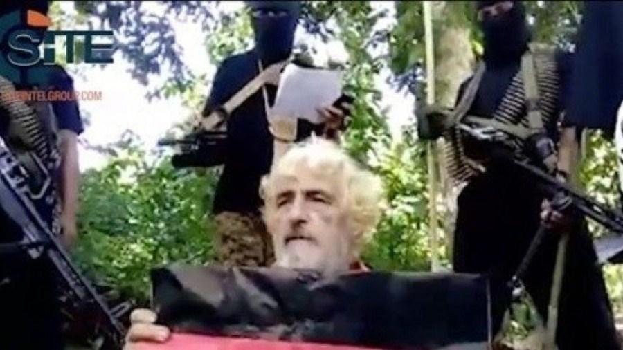 Video 'shows' German's beheading
