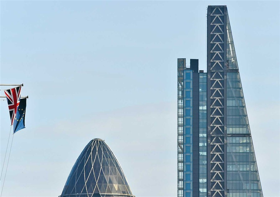 London's 'Cheesegrater' building sold