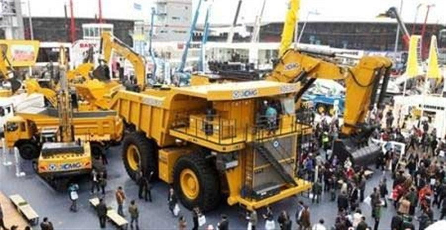 China's excavator sales nearly quadruple