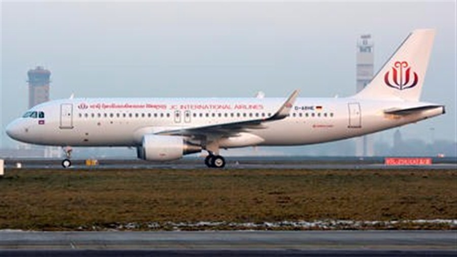 Cambodia sees new airline take off