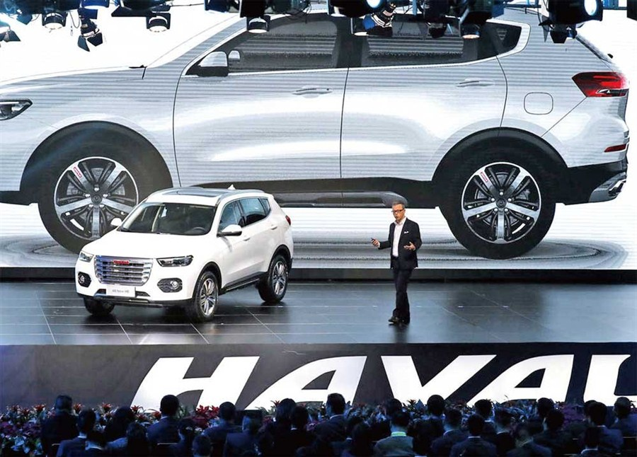 SUV-only automaker looks to global growth