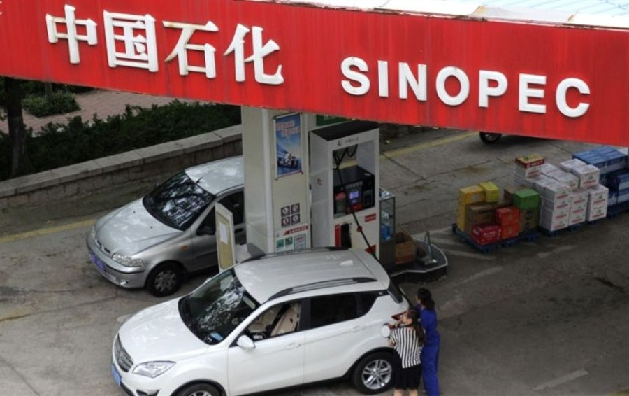 Sinopec pays US$1b for African assets