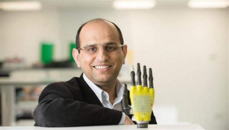 Solar-powered skin has better feeling