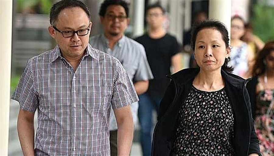 Singaporean couple jailed for starving house maid