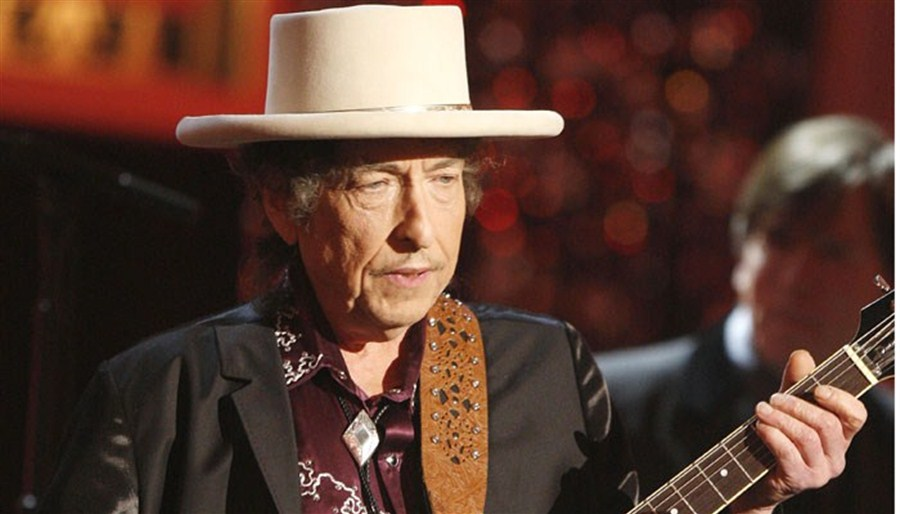 Dylan to receive Nobel prize at the weekend