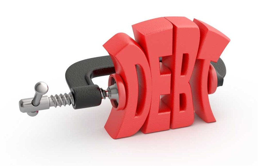 Authorities intercede to diminish debt risk