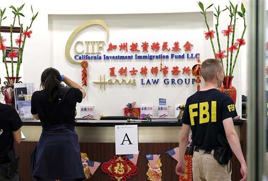 FBI agents probe visas for wealthy Chinese