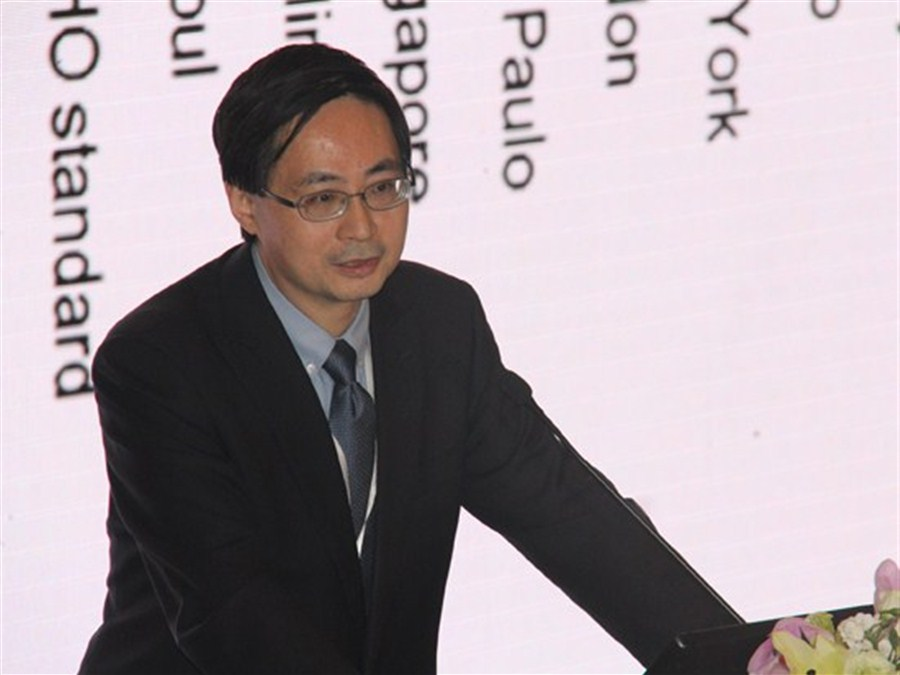 Ma Jun: banks are encouraged to support green finance