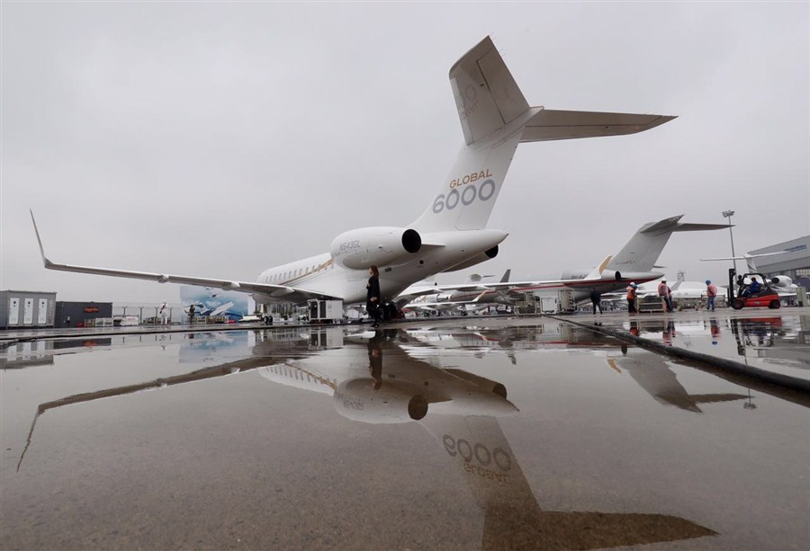 Asian business aviation show to open in Shanghai
