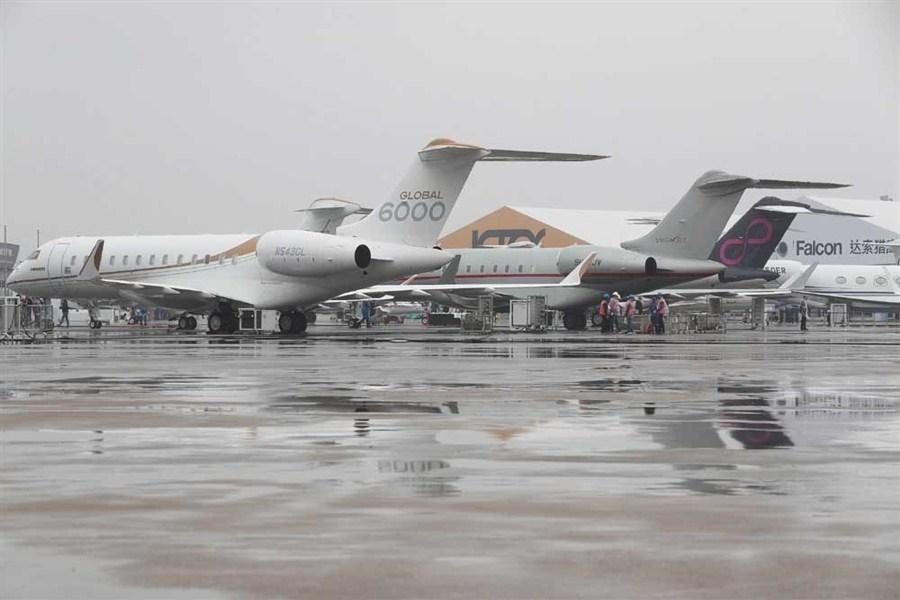 Business aviation fair to tap rising demand