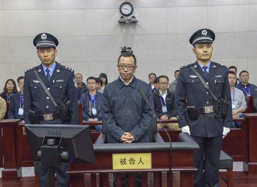 Former senior legislator sentenced to 14 years for graft