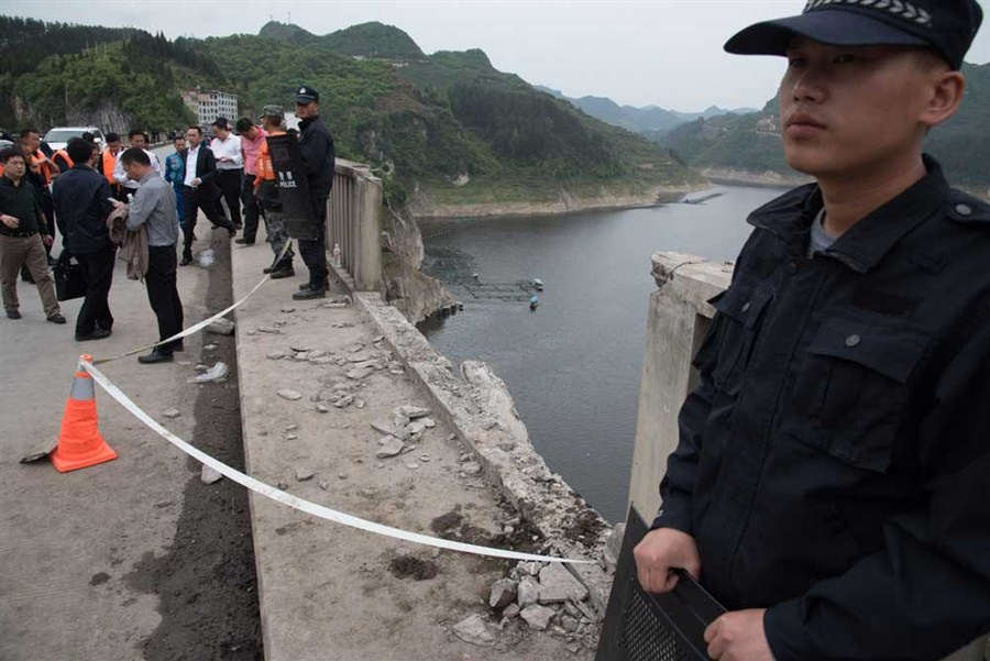 13 die when bus plunges into river