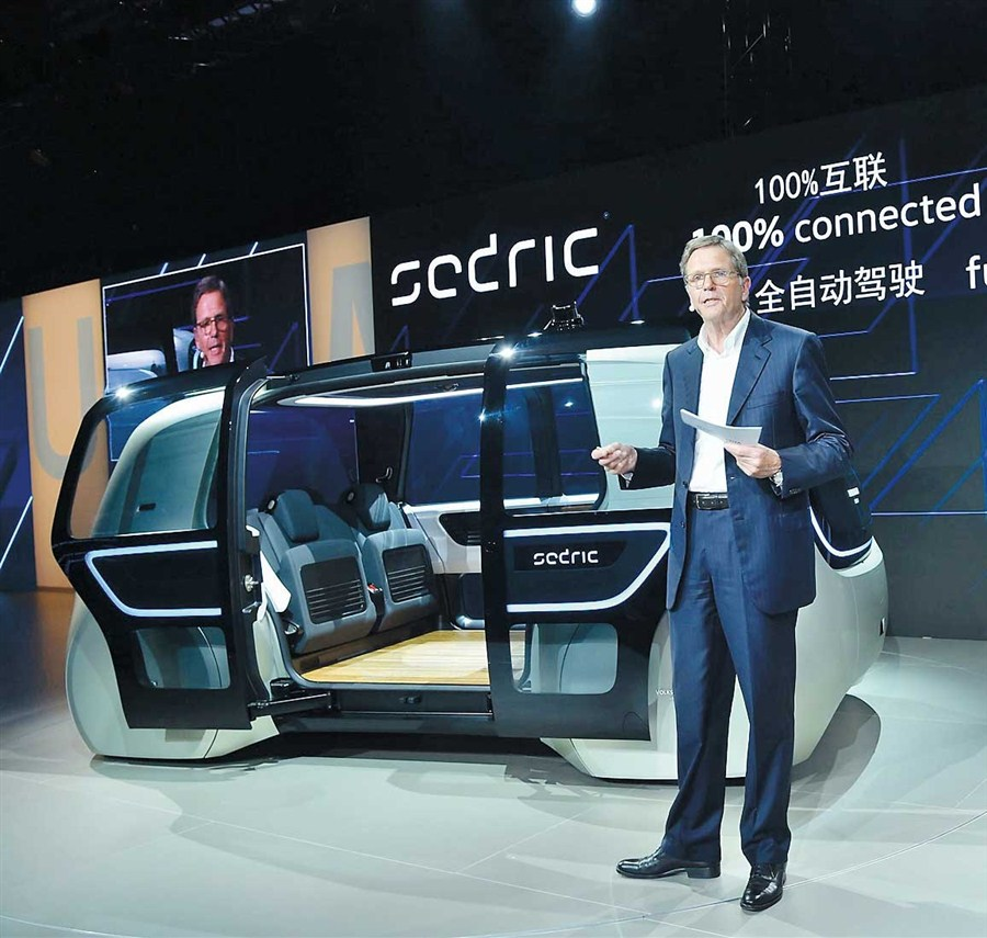 Volkswagen Group China forges partnerships with local leaders to make daily life easier as cars evolve