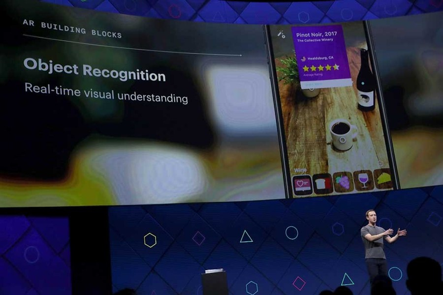 Facebook aims to take on AR