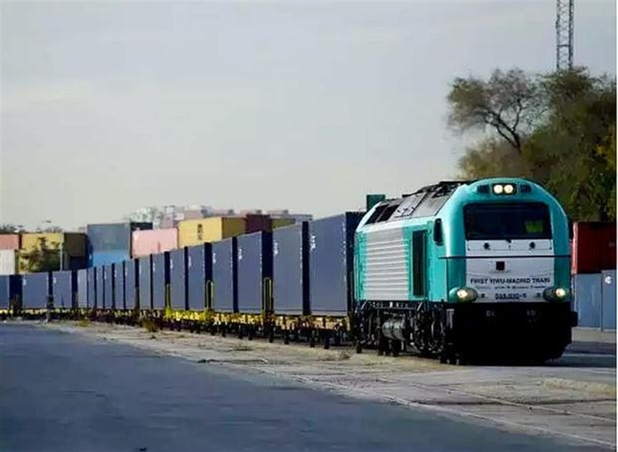 7-nation deal to increase rail freight