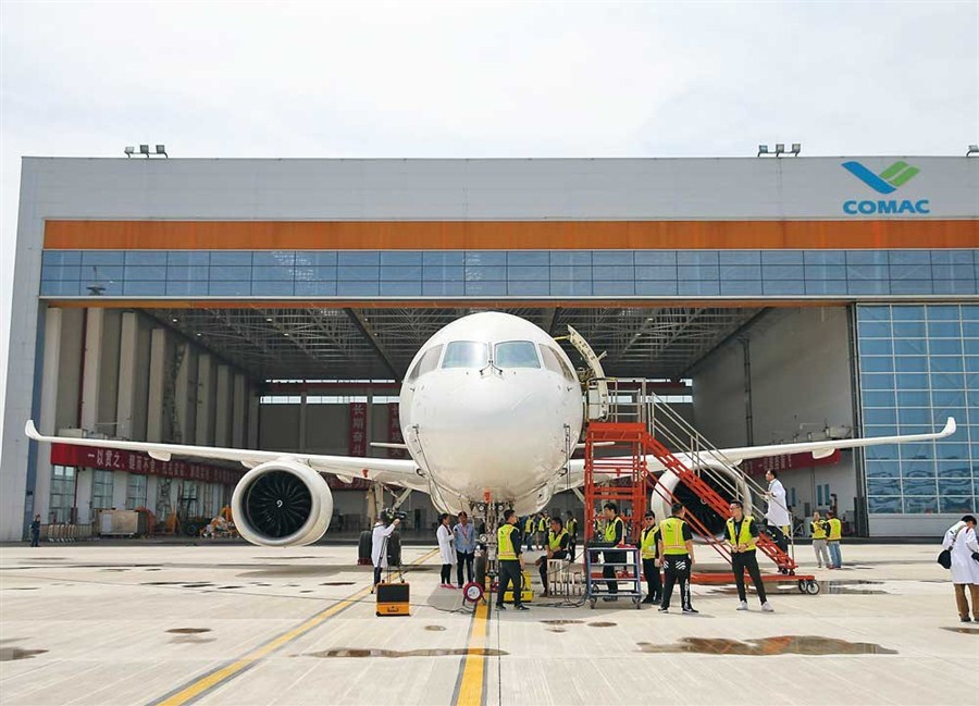C919 to get airworthiness certification from Europe