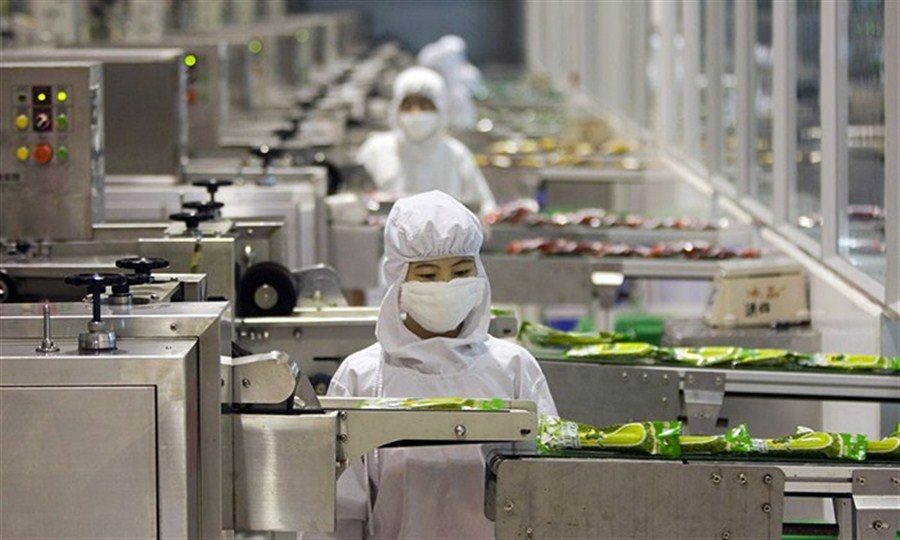 Chinese industrial profits slow in March