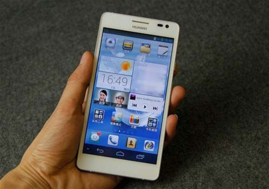 Chinese smartphone vendors outperform in Q1