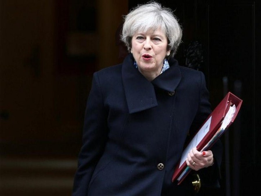 Labour on the rise but May's lead remains high