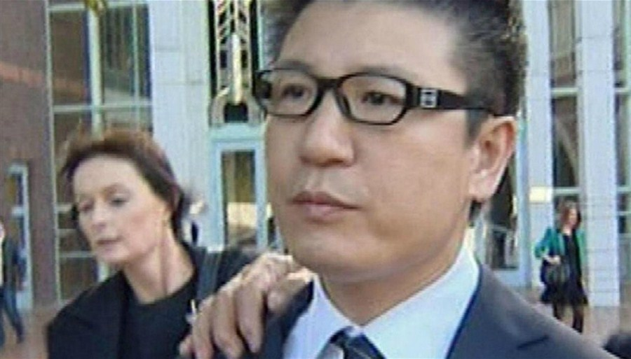NZ citizen on China's wanted list sentenced