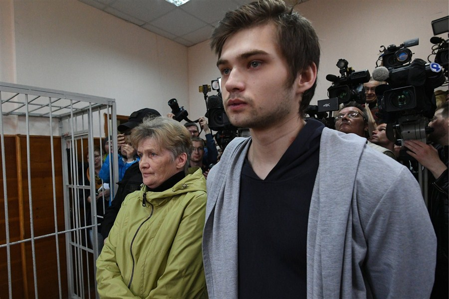 Russian guilty over Pokemons in church