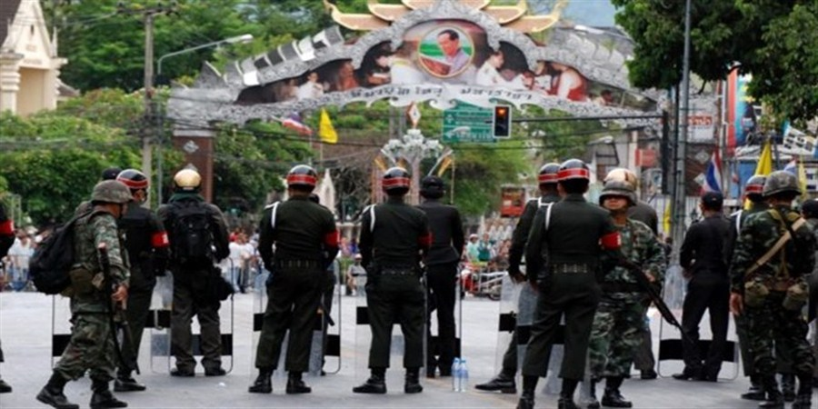 Thai forces shoot dead 9 drug runners