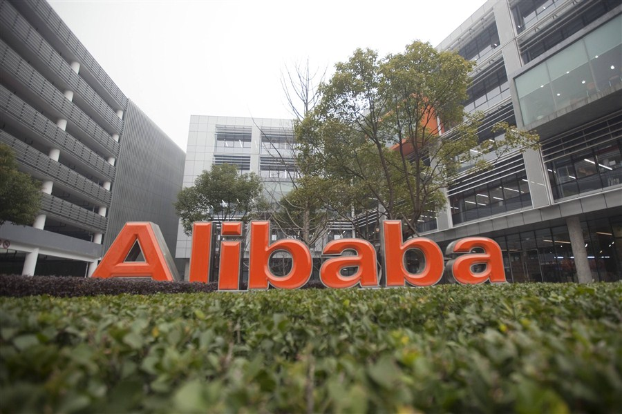 Alibaba's quarterly profit doubles