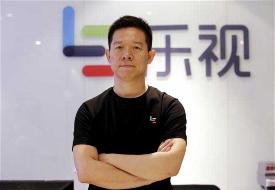 Leshi's chairman gives up CEO post