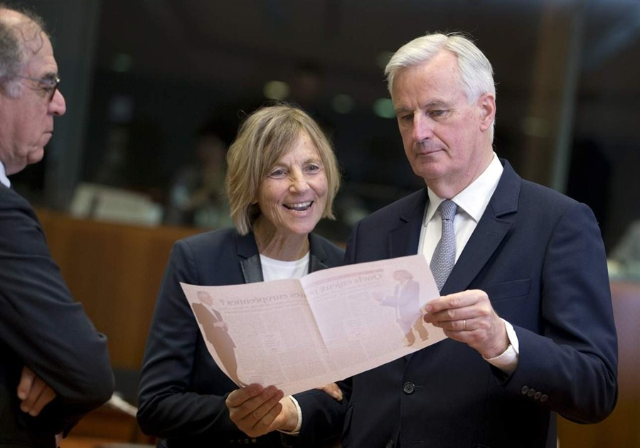 EU's 27 to set Britain tough Brexit negotiating mandate