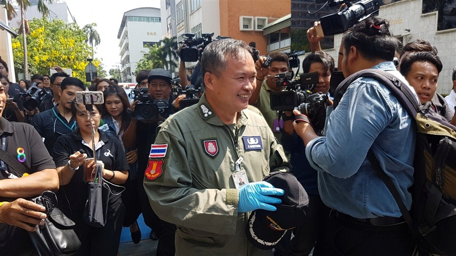 Bangkok hospital bomb leaves 24 injured