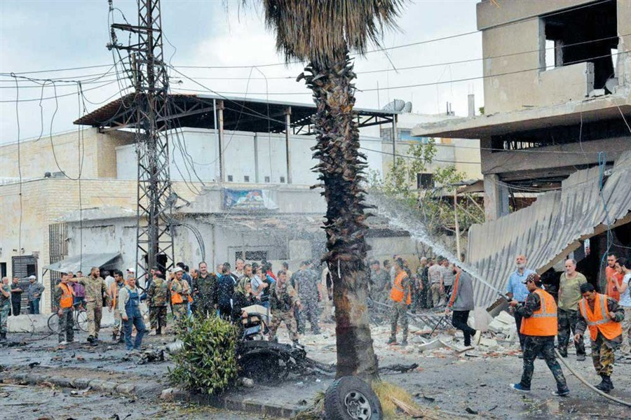 4 Syrians killed in Homs car bomb attack